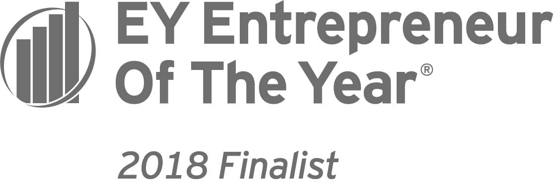EY Entrepreneur of the Year Finalist 2018