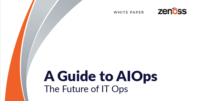 A Guide to AIOps - The Future of IT Ops