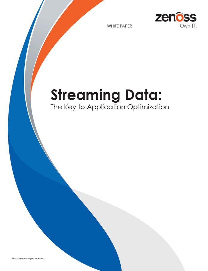 Streaming Data: The Key to Application Optimization