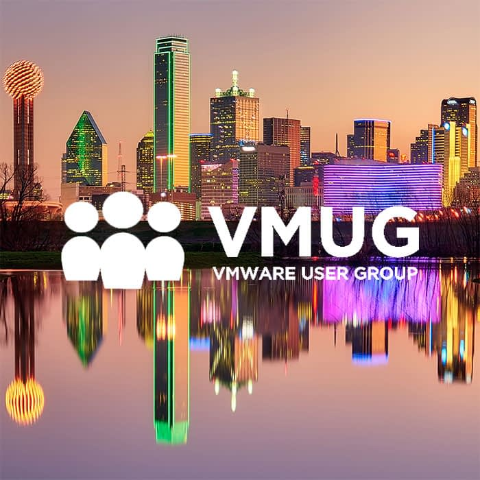 Dallas VMUG UserCon