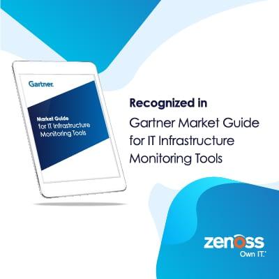 Gartner Market Guide for IT Infrastructure Monitoring Tools