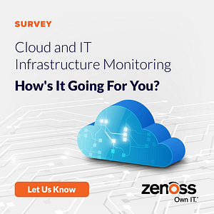Take the Survey: State of Cloud and Infrastructure Monitoring