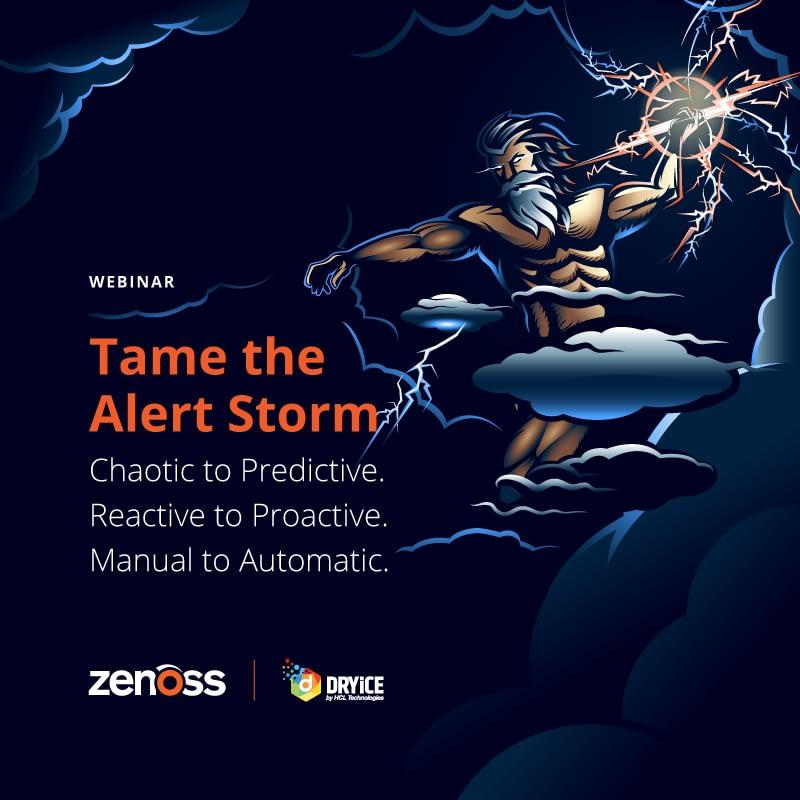 Tame the Alert Storm