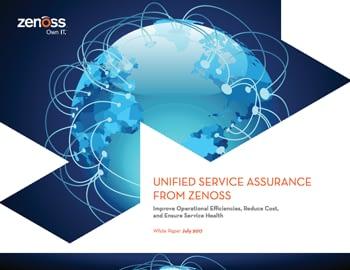 Unified Service Assurance From Zenoss