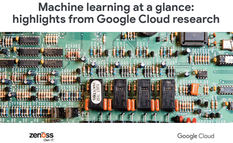 Machine Learning at a Glance: Highlights From Google Cloud Research