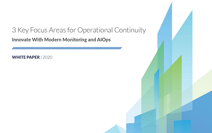 3 Key Focus Areas for Operational Continuity