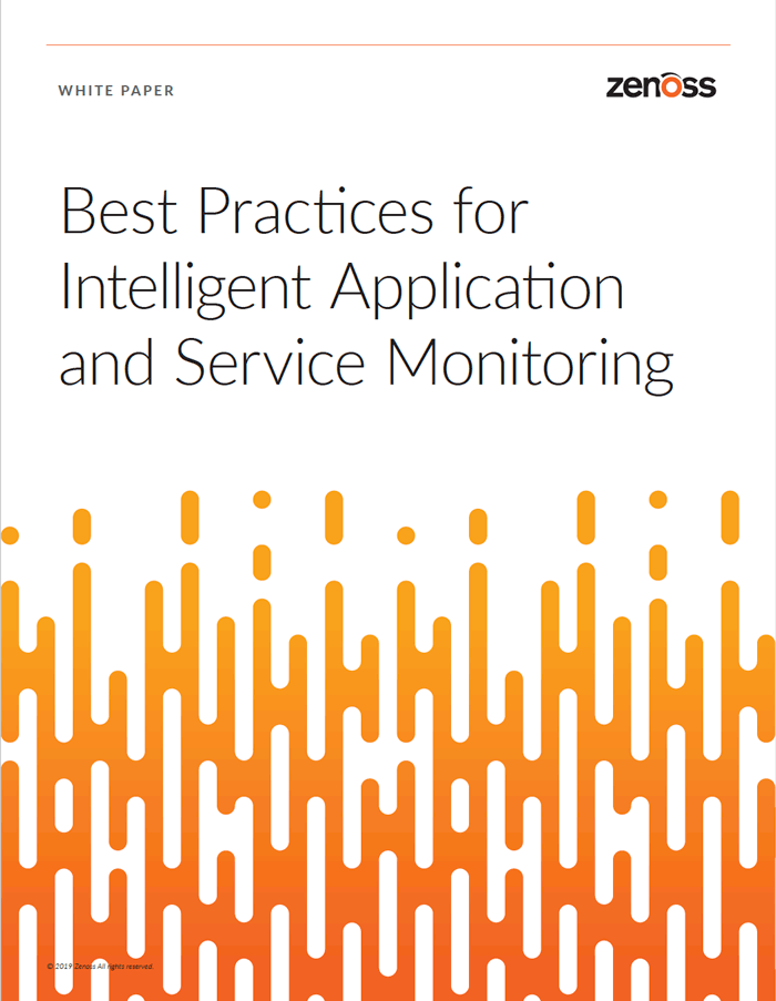 Best Practices for Intelligent Application and Service Monitoring