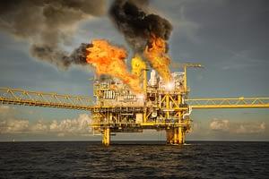 burning platform