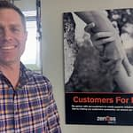 Brian Wilson, Senior VP of Customer Success, Zenoss