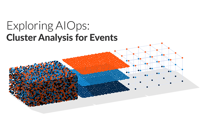 Exploring AIOps: Cluster Analysis for Events