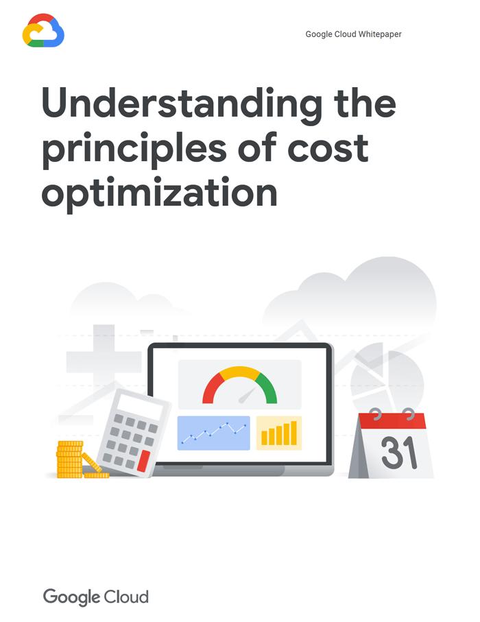 Understanding the Principles of Cost Optimization