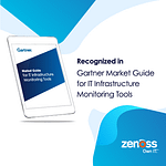 Gartner Market Guide for IT Infrastructure Monitoring Tools