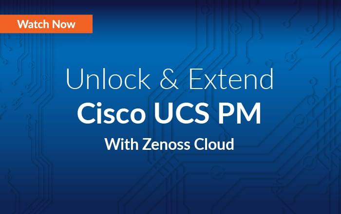 Cisco UCS PM