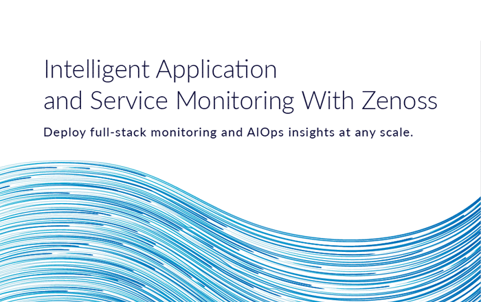 White Paper: Zenoss Cloud Product Overview